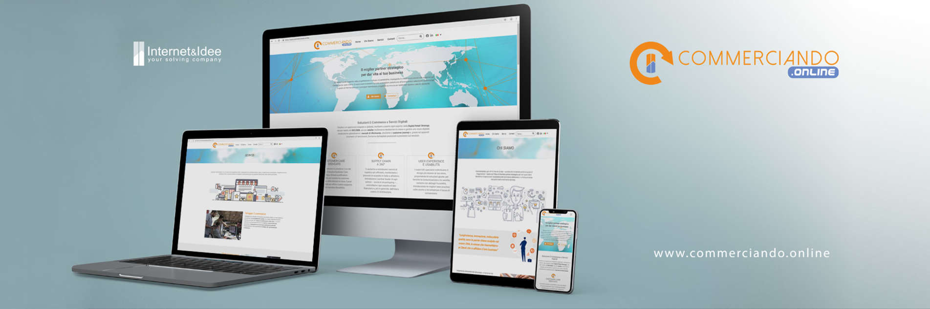 Rilasciato Commerciando.online | Soluzioni E-Commerce
