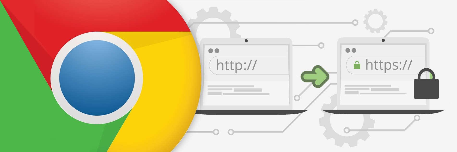 Google Chrome: da luglio tutti i siti HTTP segnalati come non sicuri