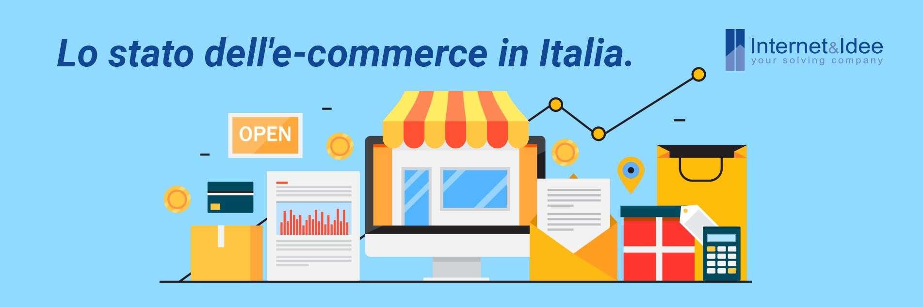 E-Commerce in Italia: a che punto siamo?