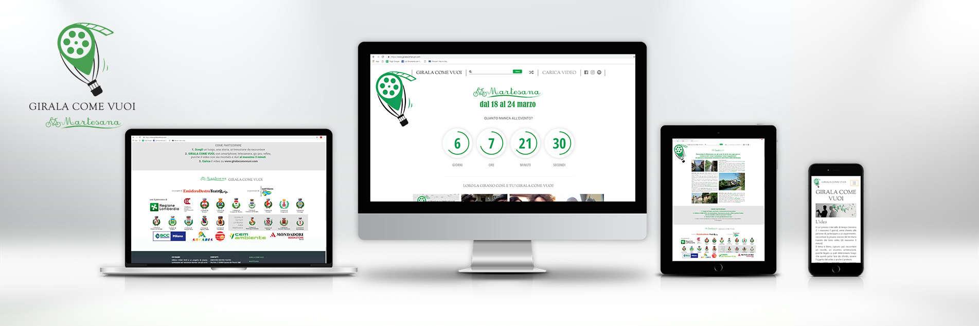 Girala come vuoi, online la nuova piattaforma di land telling