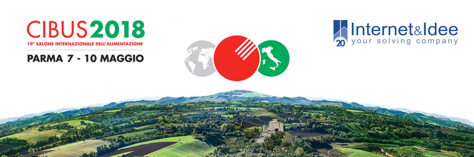 I&I al Cibus 2018 per innovare e promuovere il Made in Italy