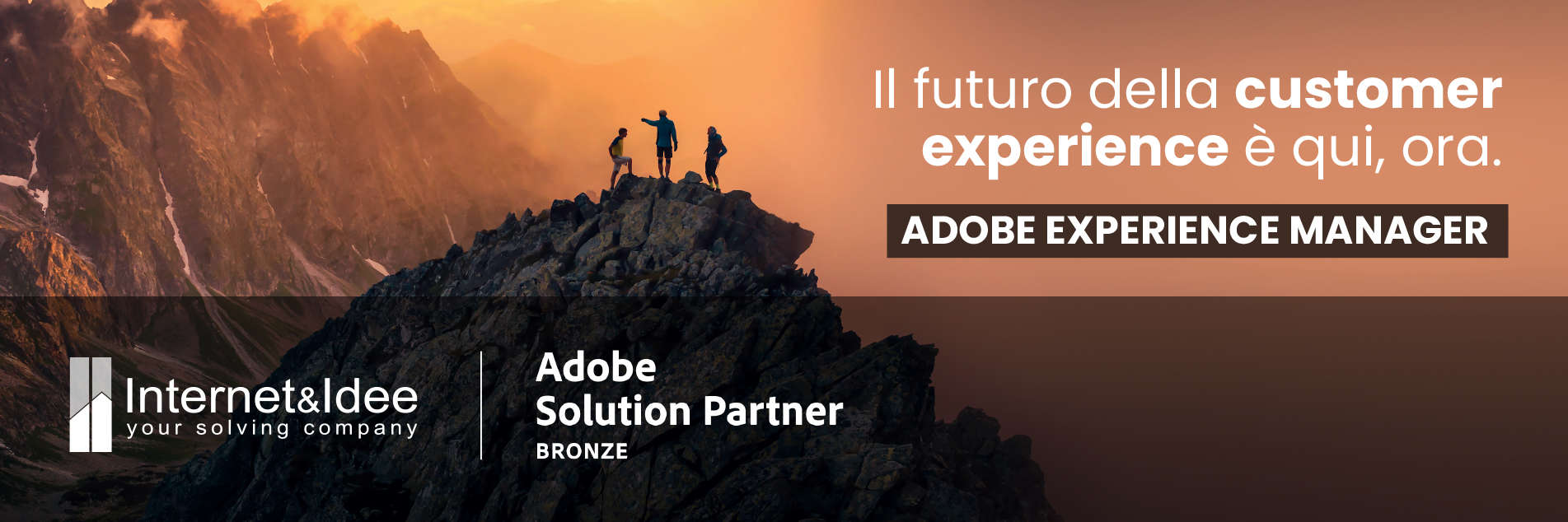 Adobe Experience Manager: the future of customer experience is now