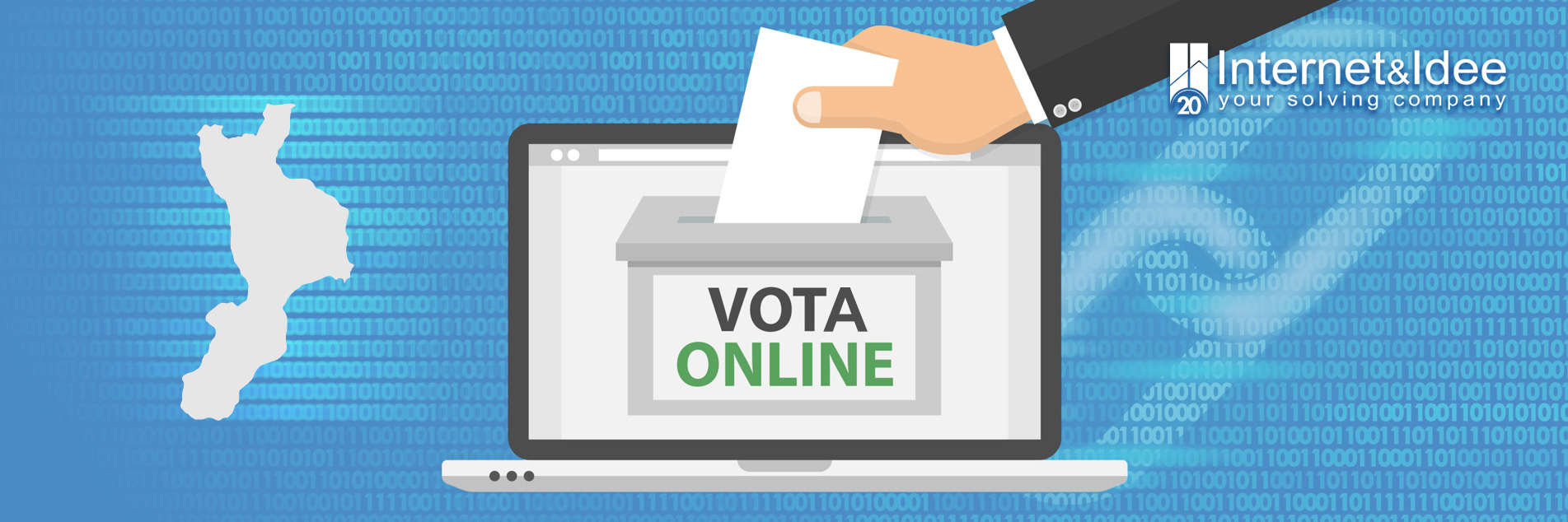 E-Voting and blockchain: Calabria, a land of technological innovation