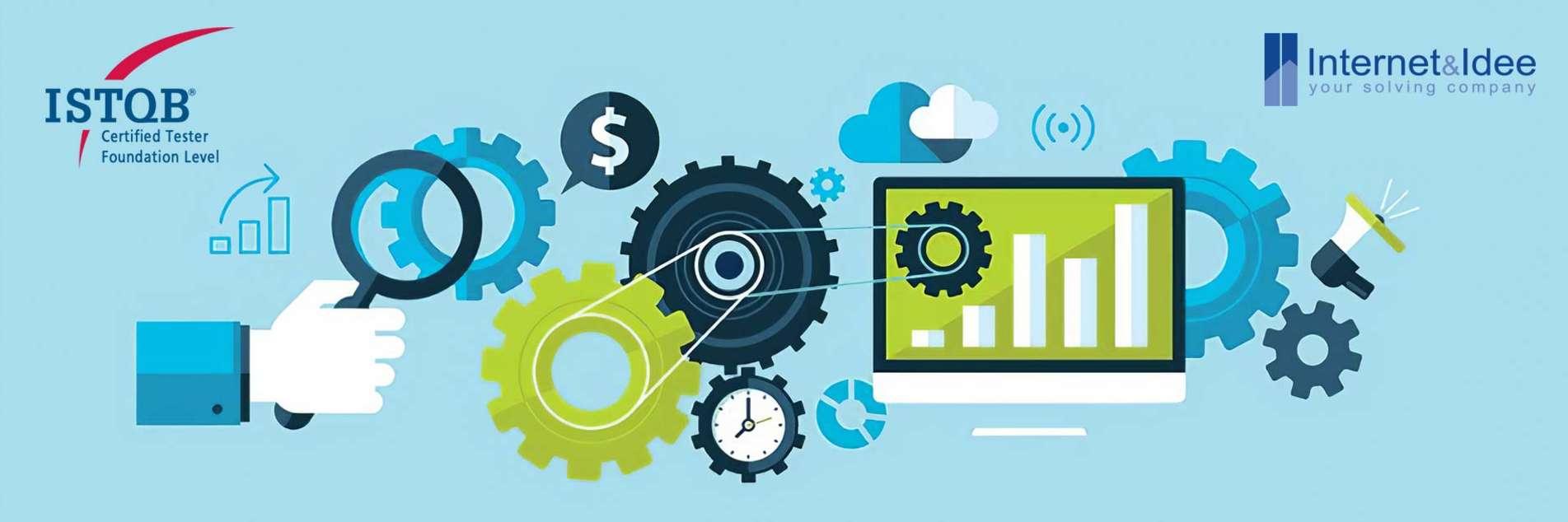 Affidati a professionisti certificati ISTQB® per la qualità del tuo software