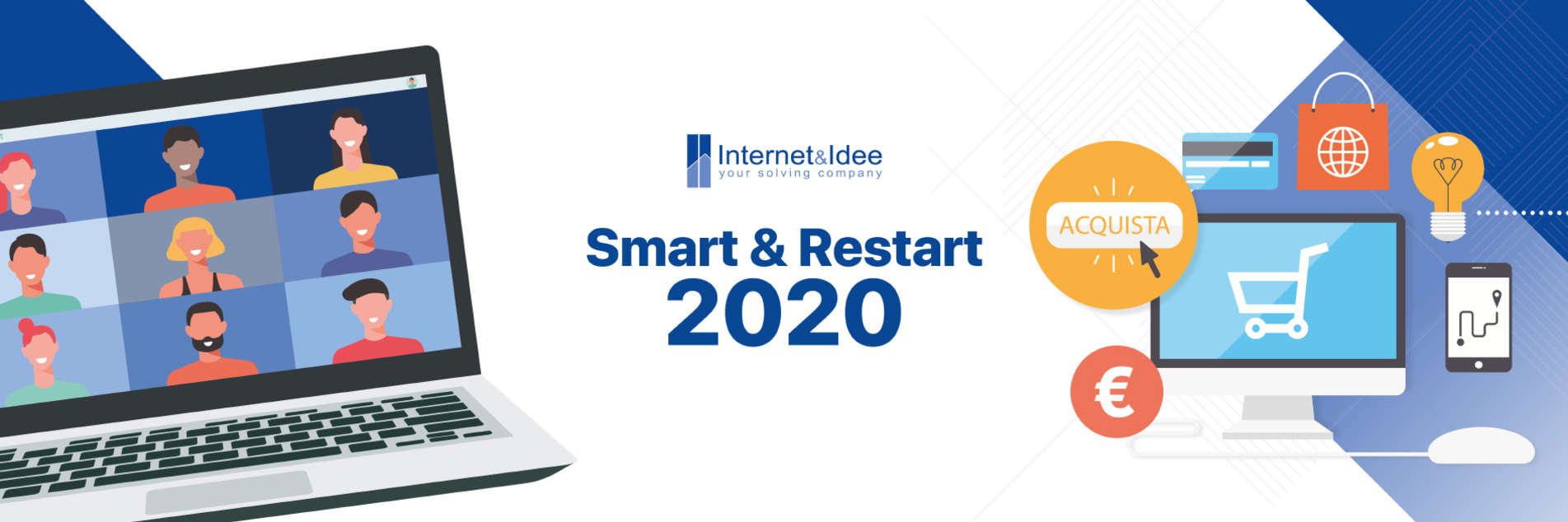 SMART & RESTART: a new challenge for I&I