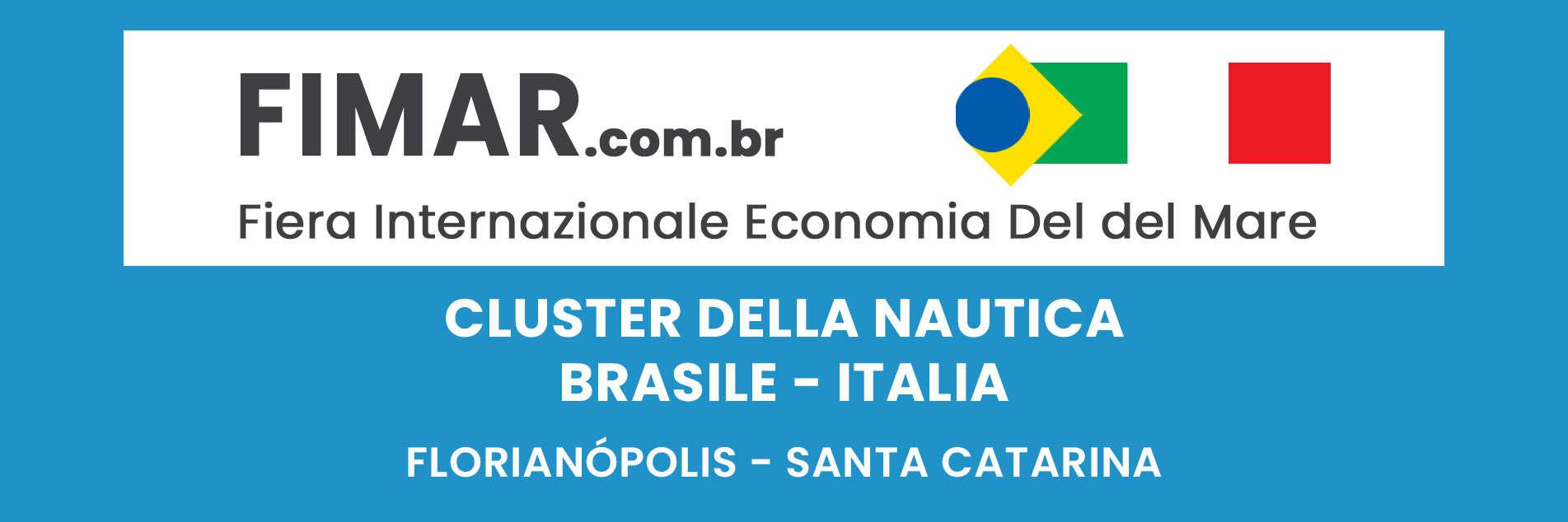 Internet & Idee parteciperà alla Terza Edizione della FIMAR, la fiera della nautica italiana in Brasile
