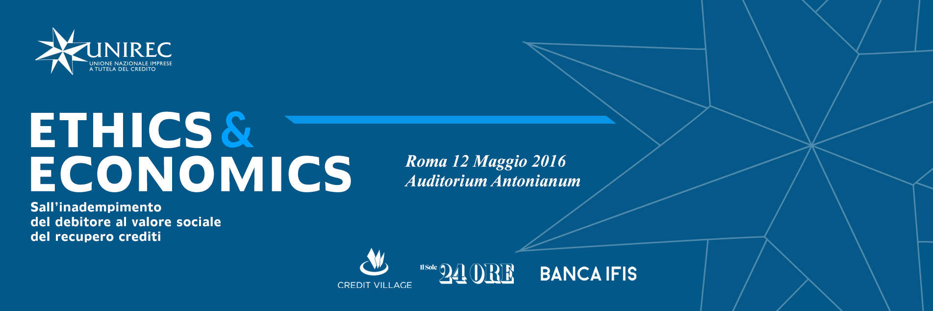 VI Annual Report UNIREC (National Credit Protection Companies Union) - Ethics & Economics