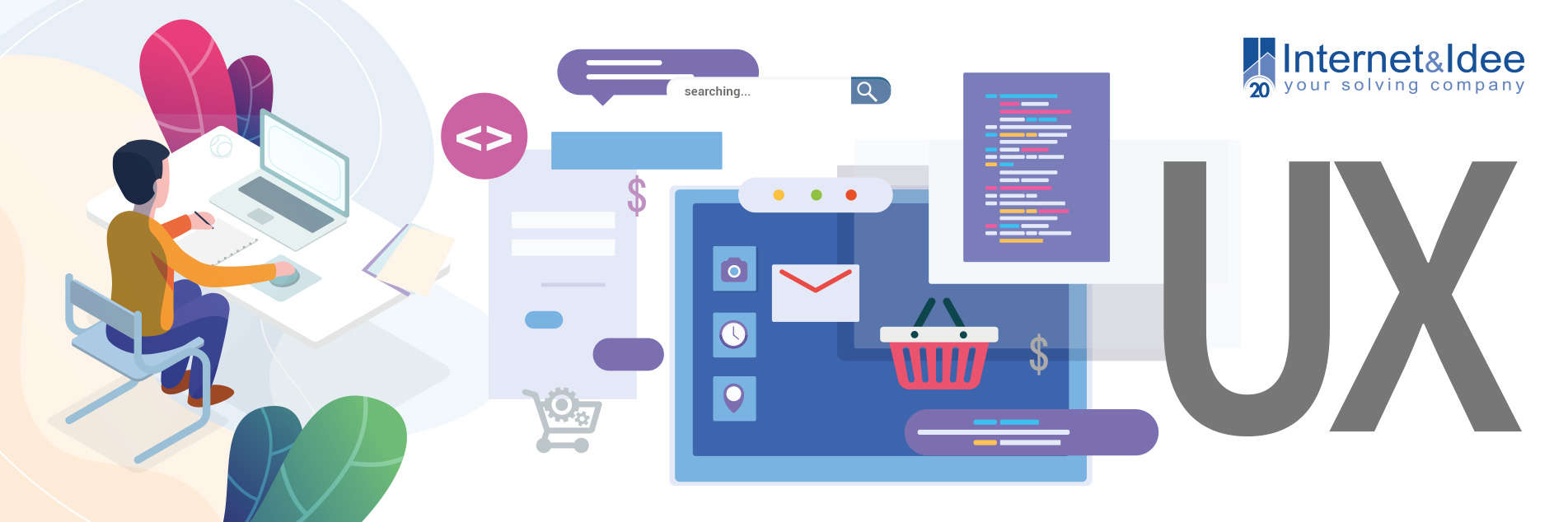 The importance of UX in the development of e-commerce